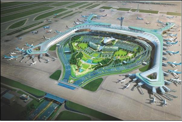incheon airport terminal 2 image