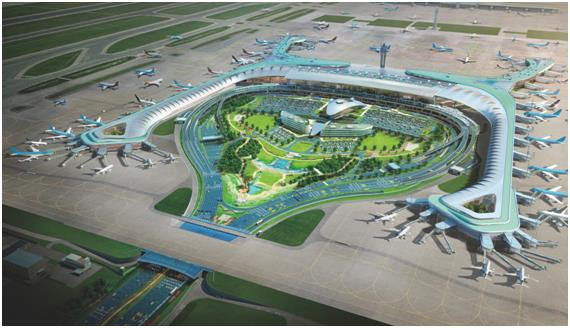 incheon airport phase 4